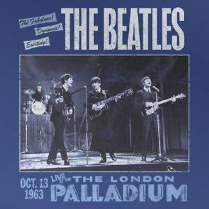 Simple Le Beatles Officielle Le Londres Palladium Frigo Magnet Retro Vintage Lennon Sang Nourrissant Et Esprit RéGulateur