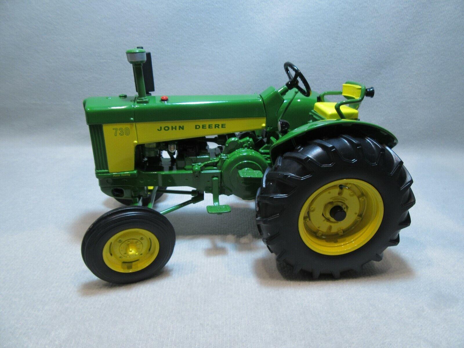 John Deere Toy Tractor 1 16 730 Standard Tread 1958-1960 Two Cylinder XVI