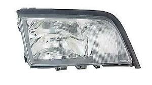 Mercedes-C-Class-Headlight-Lamp-Off-Side-Right-W202-1993-RHD