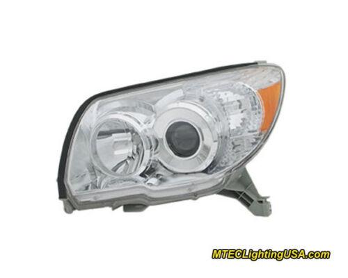 TYC Left Side Halogen Headlight Lamp Assembly for Toyota 4Runner 2006-2009