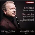 Brahms, Reinecke: Clarinet Sonatas (2015)