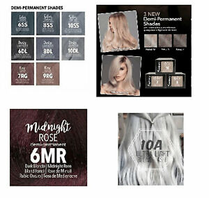 8dfa5f9ea8 New GUY TANG #Mydentity Salon Hair Color Demi Permanent Naked DL RG ...