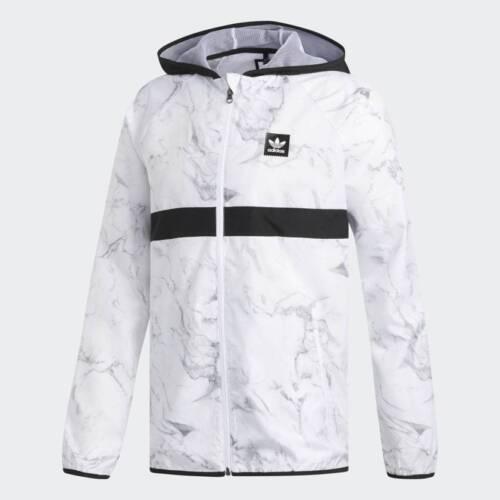 à Blanc Adidas Packable Noir Vent Gris Foncé Bb Veste Skateboarding AaqWAd