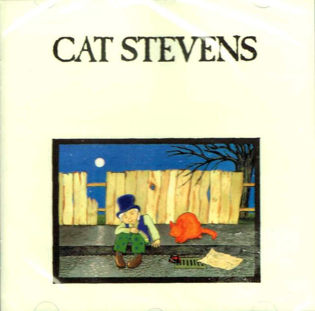 Cat Stevens - Teaser and the firecat ** NEU + OVP ** Folk