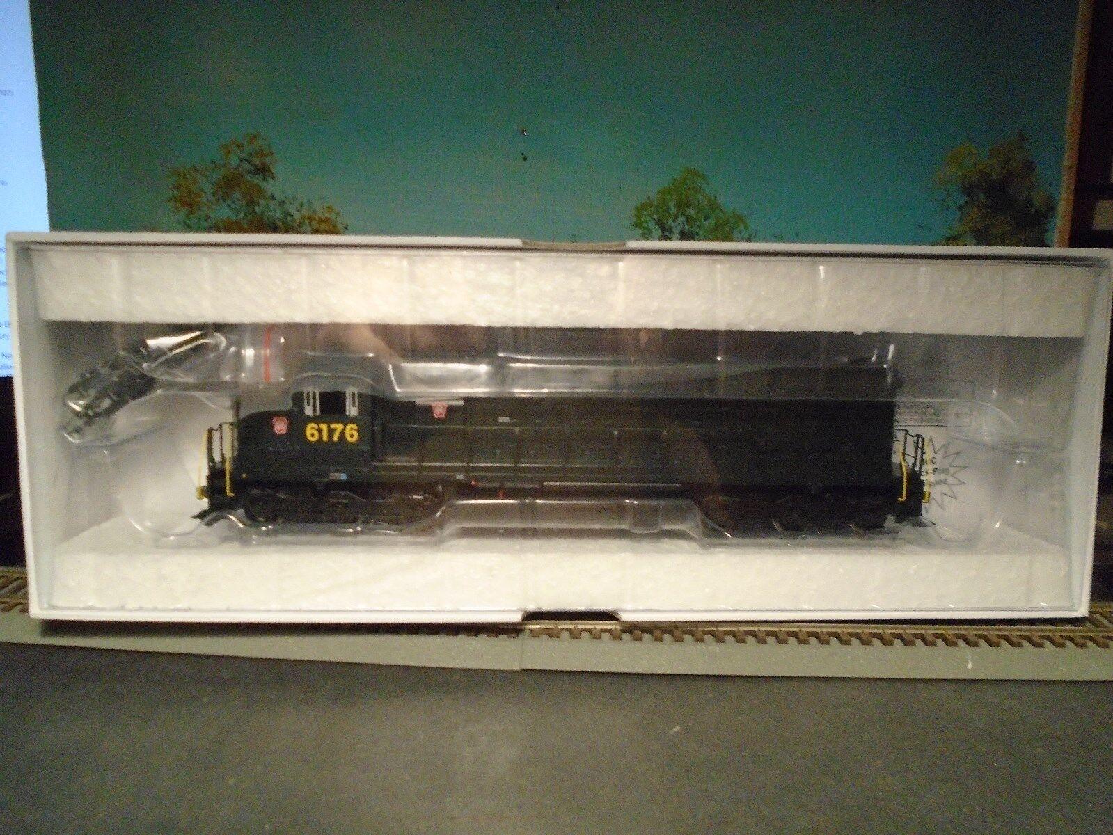 Escala Ho Athearn listo para correr  95404 405 SD45 Pennsylvania Railroad  6176 6182
