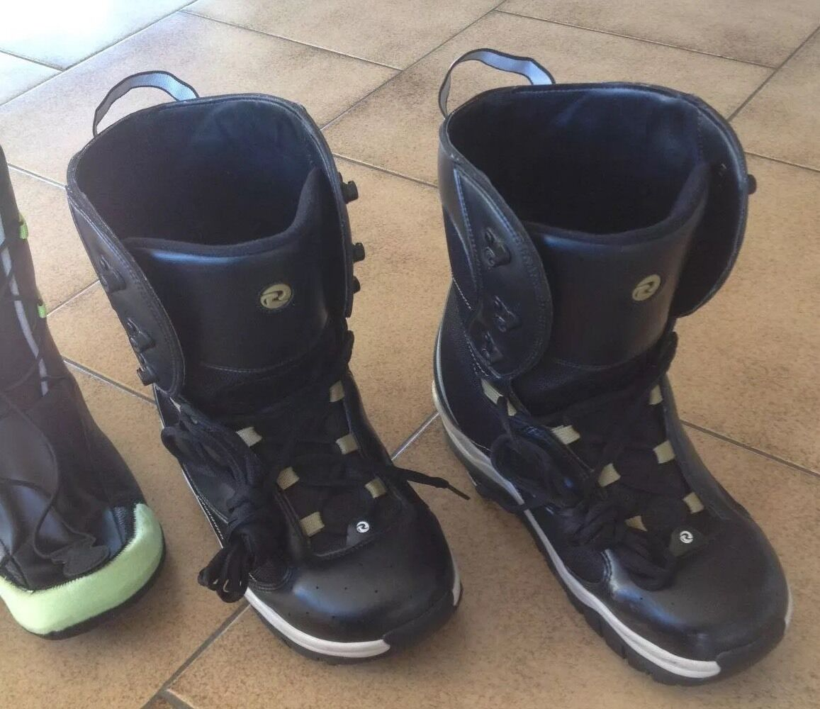 Rossignol Lounger SoftStiefel Snowboardstiefel schwarz US 13   D Gr. 47 WIE NEU