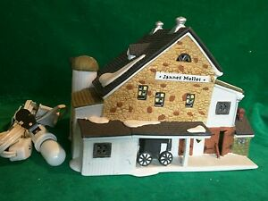 Dept-56-New-England-Village-Jannes-Mullet-Amish-Barn-Heritage-Village-5944-7