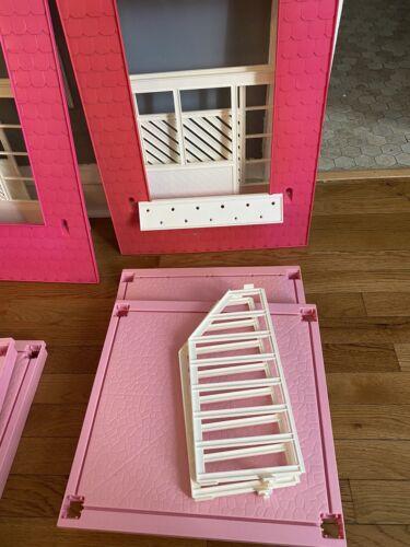 Vintage Barbie Pink A-Frame Dream House Replacement Parts 27 Pieces $6.99 Each