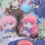 The Quintessential Quintuplets Cute Anime Figure Acrylic Keyring//Keychain UK
