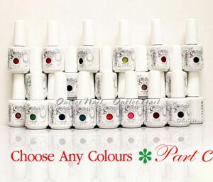 GELISH-HARMONY-PART-C-Soak-Off-Gel-Nail-Polish-Set-UV-Nail-Pick-ANY-Color