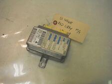 2001 HONDA INSIGHT SRS BRAIN BOX ECU ECM AIR BAG OEM