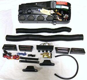 Vintage-Air-Gen-II-Super-Cooler-Heat-Air-Conditioning-amp-Defrost-Kit-w-Control-AC