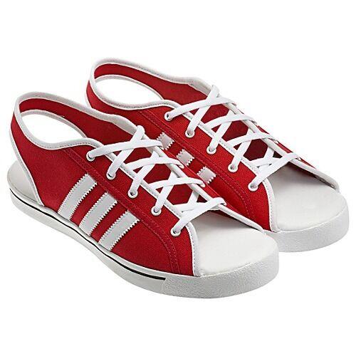 NEWAdidas JEREMY SCOTT SANDALS sneaker teddy bones SlingBack shoesWOMENS size 7
