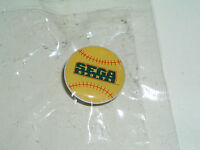 Sega Sports baseball Lapel Pin - (ces Swag) - Sega Genesis - Sf