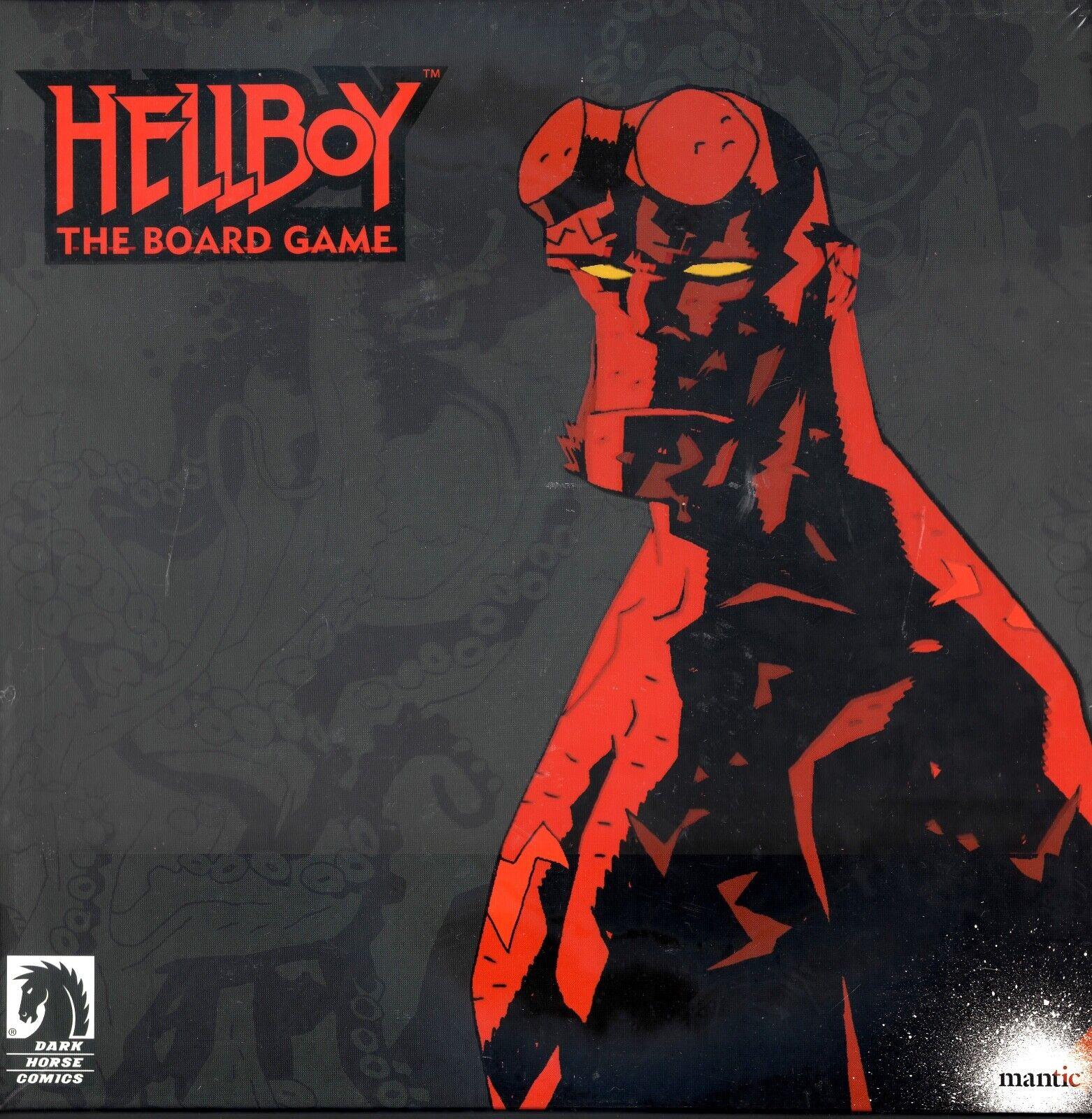 Mantic Juegos Hellboy El Juego de Tablero