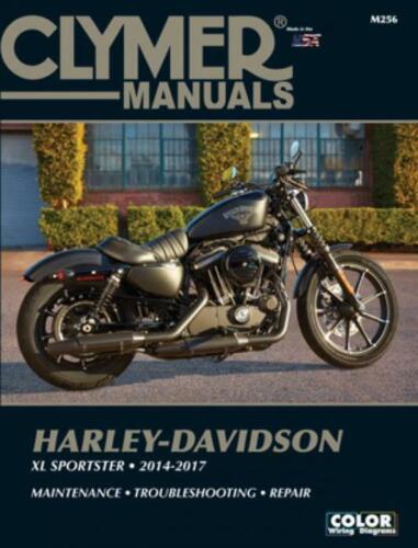 Clymer Workshop Manual Harley-Davidson XL Sportster 2014-2017 New XL883 XL1200