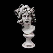 Medusa Gorgon Sculpture Bust ancient Greek mythical creature
