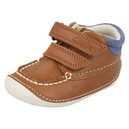 Clarks Primeros Niños Zapatos Tuktu Pequeño BUqBxzS