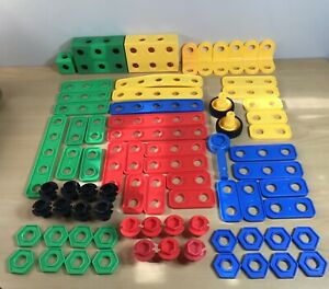 Lil-Engineers-75-Pcs-ETI-Toys-Stem-Original-Learning-Construction-Blocks