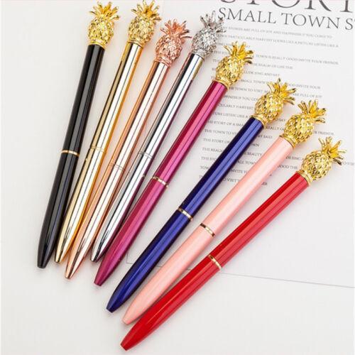 Metall Kugelschreiber 1,0 Mm Business Pen Büro Student Schulbedarf Schreibwaren