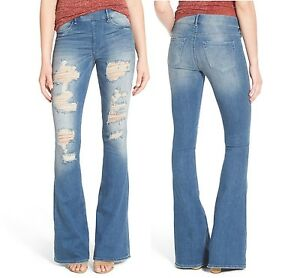 35da03247a5be3 NEW TRUE RELIGION Brand Jeans Runway Legging Flare Stretchy Vintage ...