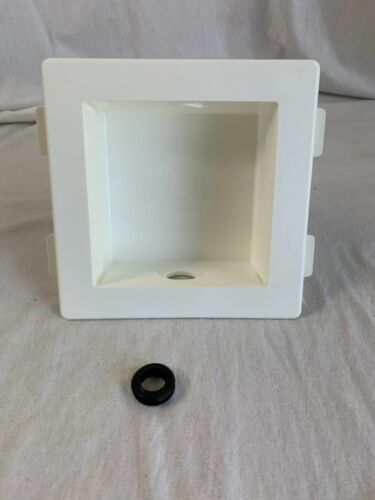 Specialty Products OB-803 Plastic Ice Maker Icemaker Box Without Valves White