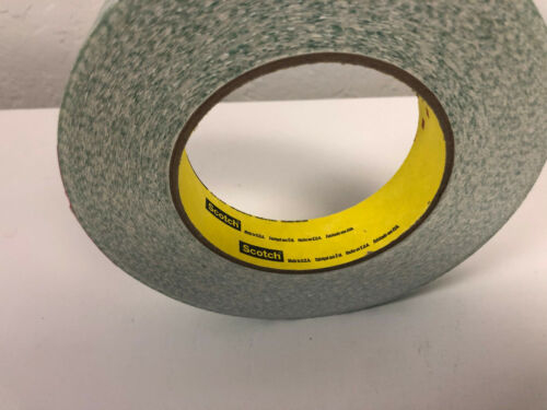 3M Scotch 401M Double Coated Paper Tape 1 IN x 36 YD