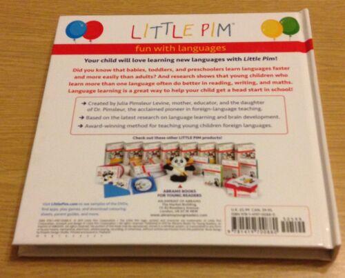 Hardback LITTLE PIM COLOURS Julia Pimsleur Levine Book NEW