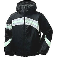 Burton Rodeo Jacket Girls Snowboard Ski Waterproof 80g Insulated Black Xs