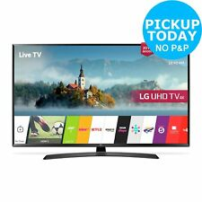 LG 49UJ635V 49 Inch 4K Ultra HD HDR Freeview Smart WiFi LED TV