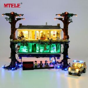 LED-Light-Up-Kit-For-Stranger-Things-The-Upside-Down-LEGO-75810-Lighting-Set