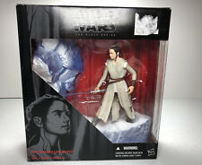 "Hasbro Star Wars Black Series 6"" Inch Rey Starkiller Base B7696 B5"