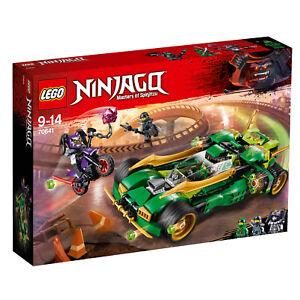 THE LEGO® NINJAGO® Movie Lloyds Nachtflitzer Ninja Nightcrawler 70641  N1/18