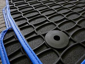 passend für Hyundai Ioniq Gummifußmatten Gummimatten Fussmatten ab Baujahr 2016