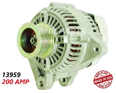 NEW Toyota Rav4 2.0L Alternator for 01 02 03 2001 2002 2003 with Automatic Trans