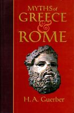 Ancient Greece Rome Myths Legends Neptune Mars Venus Apollo Homer Perseus Vulcan