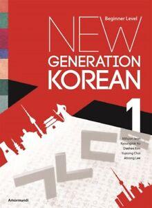 New Generation Korean 1 Beginner Level Korean Grammar Book English Version Ebay