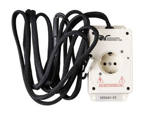 ASSOCIATED-RESEARCH-36544C-05-Receptacle-Adapter-Boxe-NEW