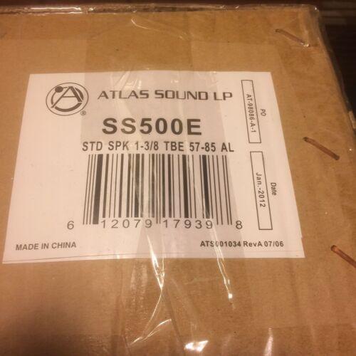 Atlas Sound SS500E Speaker Stands