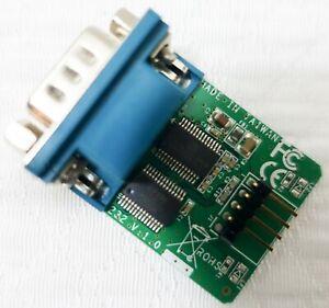 startech.com icusb232int1 internal usb motherboard header to serial adapter