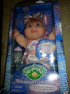 Cabbage Patch Kids Millenium Celebration Doll - Each