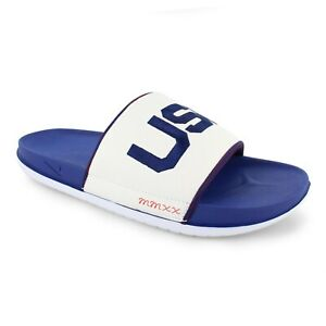 Details about NWT Men's Nike OFFCOURT USA Slides Limited Quantity