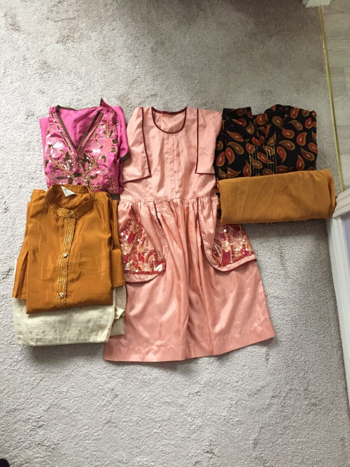 4 Indian Outfits Suitable For Ages 9 To 12 For