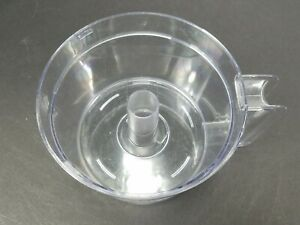 Regal-La-Machine-1-Food-Processor-Replacement-Parts-Bowl-V-813-Clear