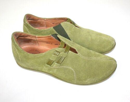 Pour 185 Pense D36 Chaussures Aida Green Femmes Slipper wqfTAaqx