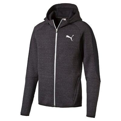 PUMA Evostripe Proknit Fz Hoody Pullover Sweatshirt Zipper