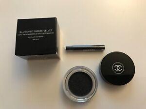 Chanel-Illusion-d-039-ombre-velvet-eyeshadow-Lidschatten-106-Fleur-de-Pierre-4g-neu
