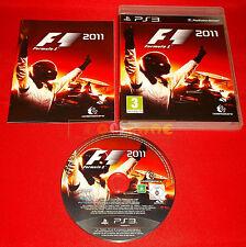 FORMULA 1 2010 Ps3 F1 F 1 Versione Ufficiale Italiana 1ª Edizione COMPLETO - EF