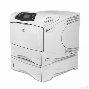 HP LASERJET 4250DTN Q5403A PRINTER REMANUFACTURED REFURBISHED 120