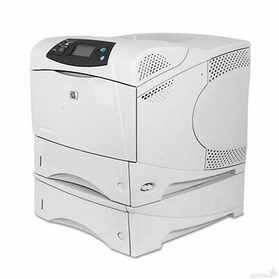 REFURBISHED HP LaserJet 4250DTN Laser Printer 4250n 60 Day Waranty DUPLEX X-TRAY